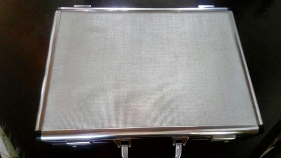 Remate Portafolio En Aluminio Espectacular Cod20
