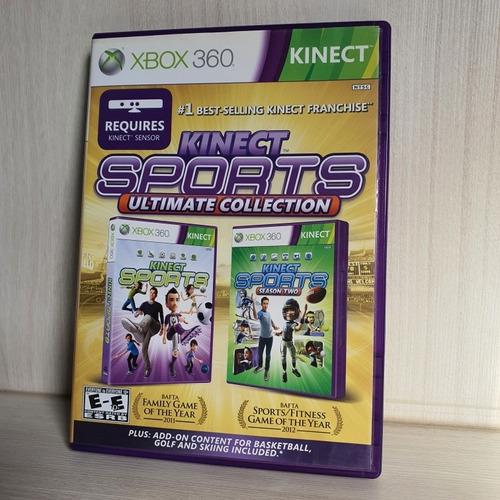 Xbox 360 Kinect Sports