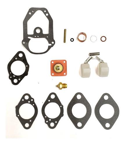 Imagen 1 de 1 de Kit Reparacion Carburador Fiat 128 Europa Solex C32 Disa