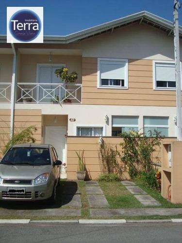 Casa  Residencial À Venda, Villas Da Granja Ii, Granja Viana. - Ca0180