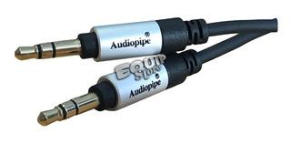 Cable Audiopipe Miniplug A Mini Plug 3.5 Mm 90cm Aiq-s3535-3