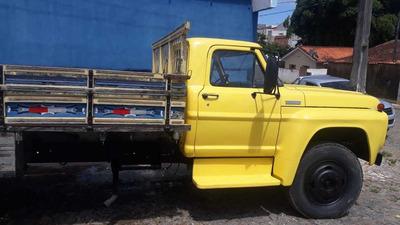 Caminhão Ford 11000, Ano 1981