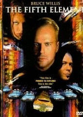 Fifth Element, The (dvd)