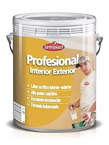 Pintura Látex Interior - Exterior Sinteplast Premium 18 Lts.