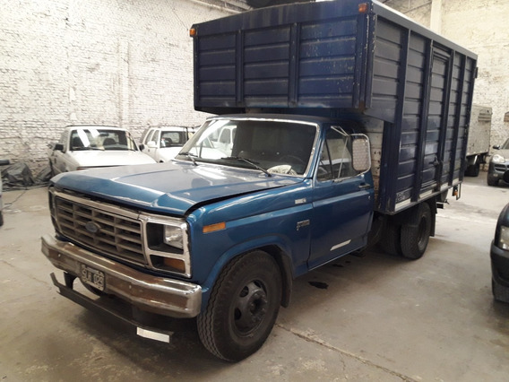 Ford F 350 Mudancera 1985