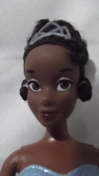 Boneca Princesa Tiana