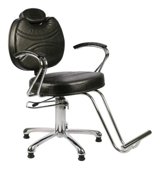 Poltrona Cadeira Topazio Reclinavel Moveis Para Salao Beleza