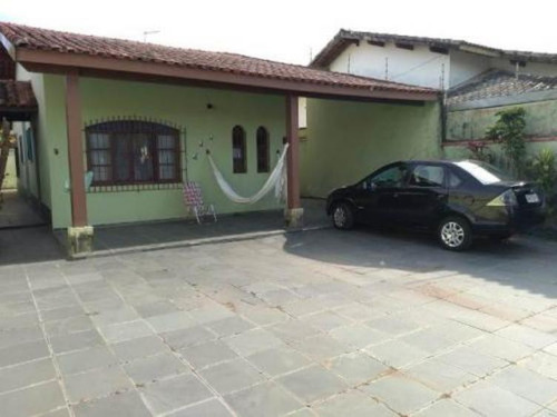 Casa Lado Praia No Gaivota Em Itanhaém - 5689 Npc