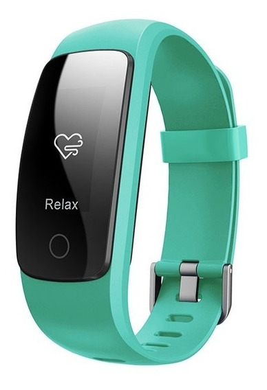 Pulsera Inteligente Monitor Fitness 107 Ritmo Cardiaco