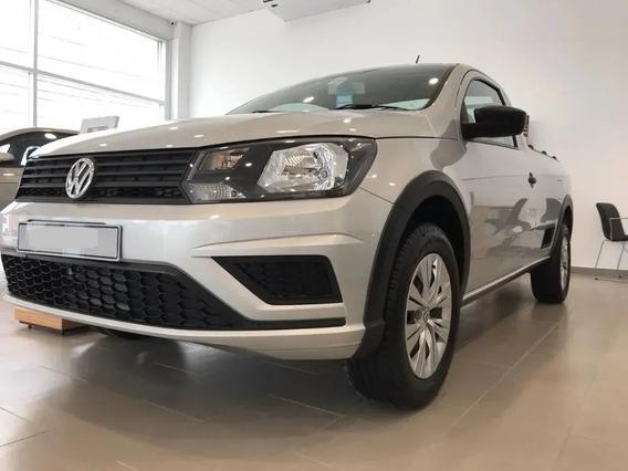 Nueva Saveiro 0km Comfortline Volkswagen Cabina Doble My21