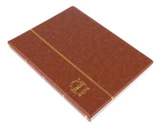 Carimbos Álbum Dinheiro Papel 40 Pockets Collection Álbum