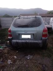 Hyundai Tucson 2004 - 2009 En Desarme