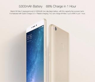 Nuevo Xiaomi Mi Max 2 4gb/128 Gb