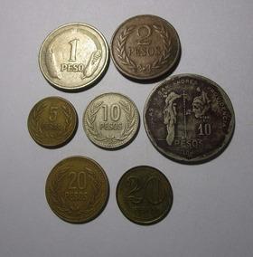 Moneda Antigua De 2 Pesos