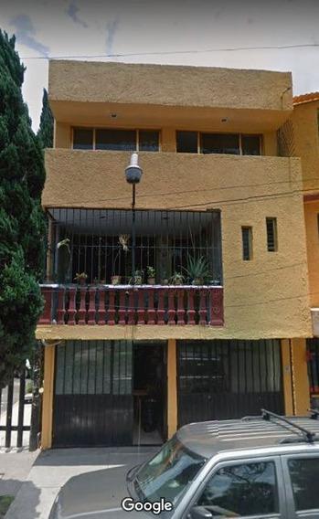 Bonita Casa En Ctm Culhuacan Coyoacan
