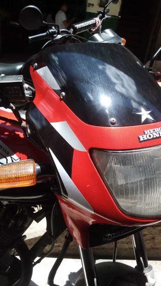 Honda Cbz 160 Sprint Vendo O Cambio Negociable