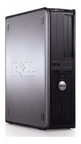 Cpu Dell Optiplex 780 Core 2 Quad 4gb Ssd 120gb Wifi