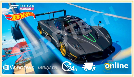 Forza Horizon 3 Pc + Dlc Hot Wheels