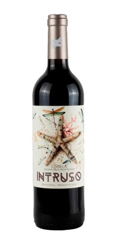 Vinho Tinto Intruso Monastrel 2019