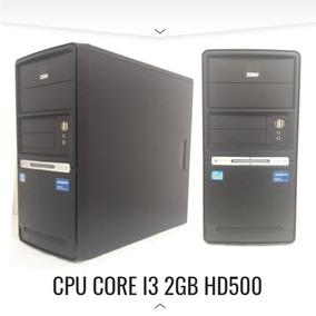Computador Core I3 + Mouse De Brinde