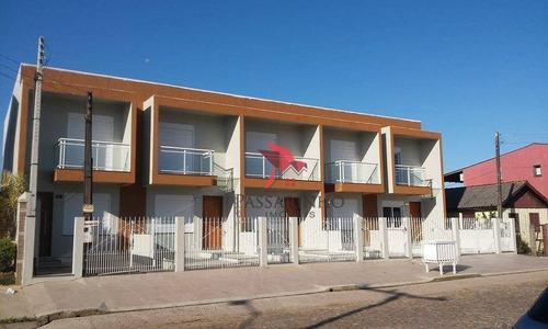 Imagem 1 de 19 de Sobrado Com 2 Dormitórios À Venda, 93 M² Por R$ 324.000,00 - Jardim Eldorado - Torres/rs - So0048
