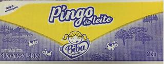 Pingo De Leite Biba 2k (atacado)