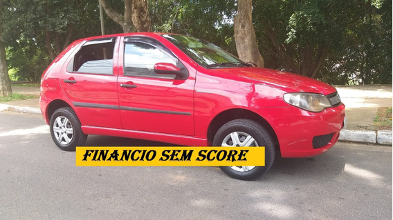 Fiat Palio 2007 Financiamento Com Score Baixo Score Baixo