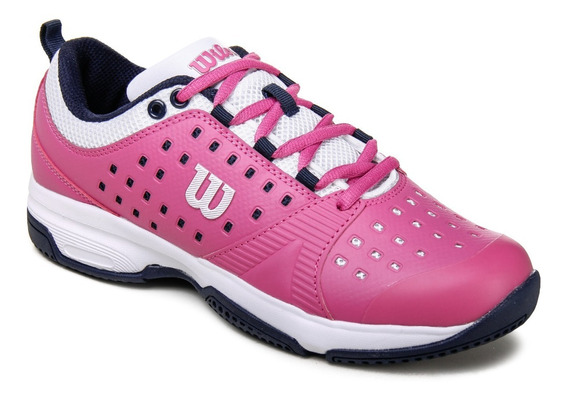 Zapatillas Wilson Set Women Mujer Tenis Padel Importadas