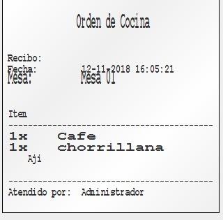 Software Punto De Venta Para Restaurantes Y Bares