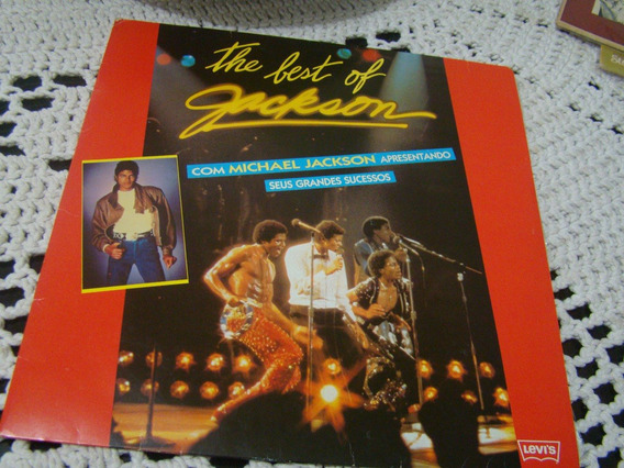 Lp The Best Of Jackson , Michael Jackson