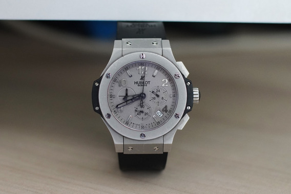 Relógio Hublot Big Bang Edition Limited Matte Grey 301rx