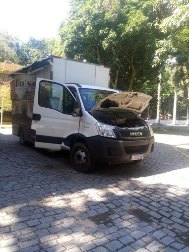 Iveco Daily Fuck Truck