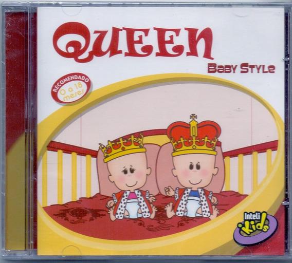 Cd Queen - Baby Style - Novo***