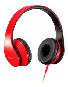 Fone Headphone C/ Mic P/ Celular E Pc Multilaser - Ph112