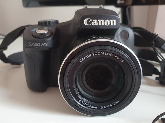 Power Shot Canon Sx50 Hs