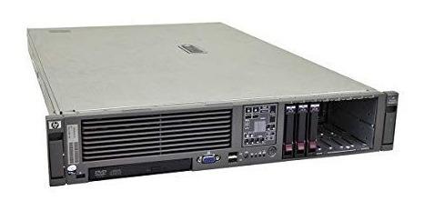Servidor Hp Dl380 G5 - 2x Quad Core 2.6ghz - 32gb Ram - S/hd