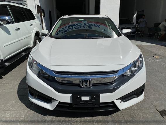 Honda Civic Turbo Plus Sedan 1.5t 2016 Piel Qc 2016