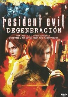 Resident Evil Degeneracion - O