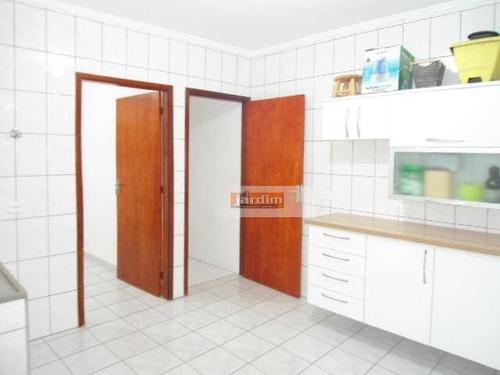 Sobrado Residencial À Venda, Jardim Abc, Diadema. - So0723