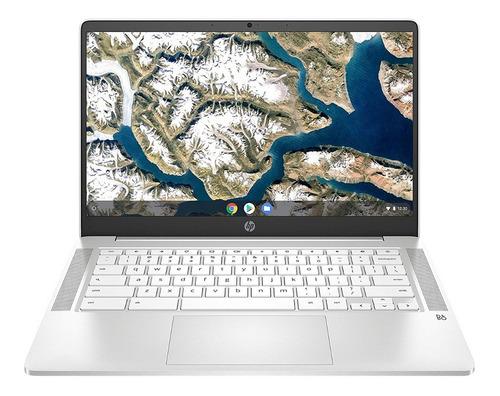 Notebook Chromebook Hp Celeron 4gb 64gb Chrome Os Fhd 14'