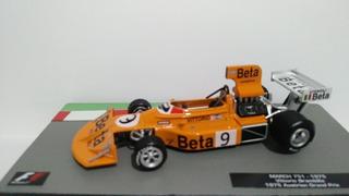Fórmula Uno March 751 Vittorio Brambilla Nº20 Salvat