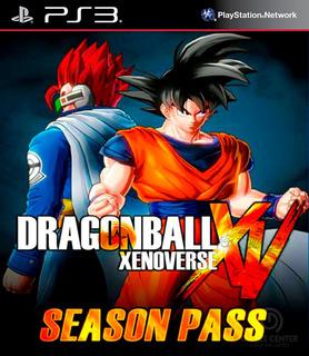 Dragon Ball Xenoverse Season Pass Ps3 Digital Gcp