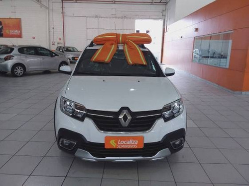 Renault Sandero 1.6 16v Sce Flex Stepway Zen Manual