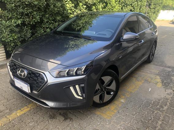 Hyundai Ioniq 2020 Blanco Entrega Hoy - Lagomar Automoviles