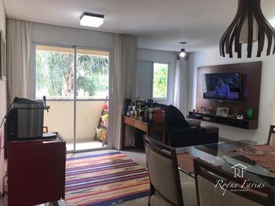 Apartamento Com 2 Dormitórios À Venda, 57 M² Por R$ 400.000 - Jaguaré - São Paulo/sp - Ap4239