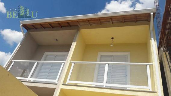 Casa Residencial À Venda, Jardim Santo Antonio, Franco Da Rocha. - Ca0303
