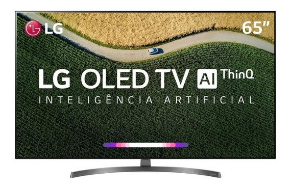 Smart Tv Oled Lg Uhd 4k Hdr 65 Polegadas Oled65b9 Pix90