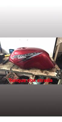 Honda Cor Vermelha 1998