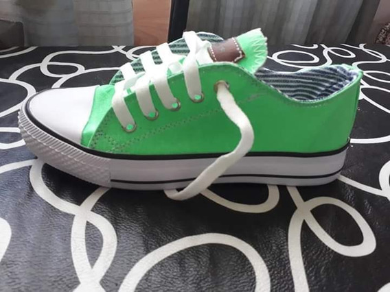 Zapatillas Lona X Mayor