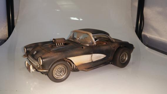 Chevy Corvette Gasser 1957 Custom